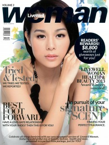 2013 - LiveWell Woman
