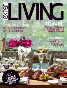 2013 12 - Expat Living Cover